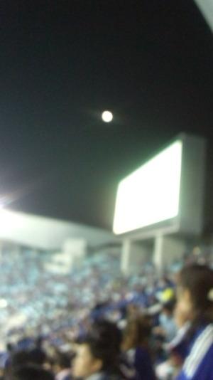 ゴールラッシュの長居 満月